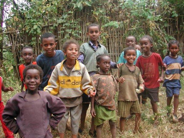 Blessing the Children International