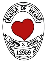 Badge of Heart