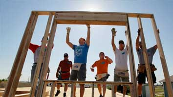 Habitat For Humanity Youth Immersion
